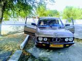 BMW 518 1983 года за 1 250 000 тг. в Талдыкорган – фото 4