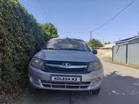 ВАЗ (Lada) Granta 2190 (седан) 2012 года за 1 800 000 тг. в Алматы