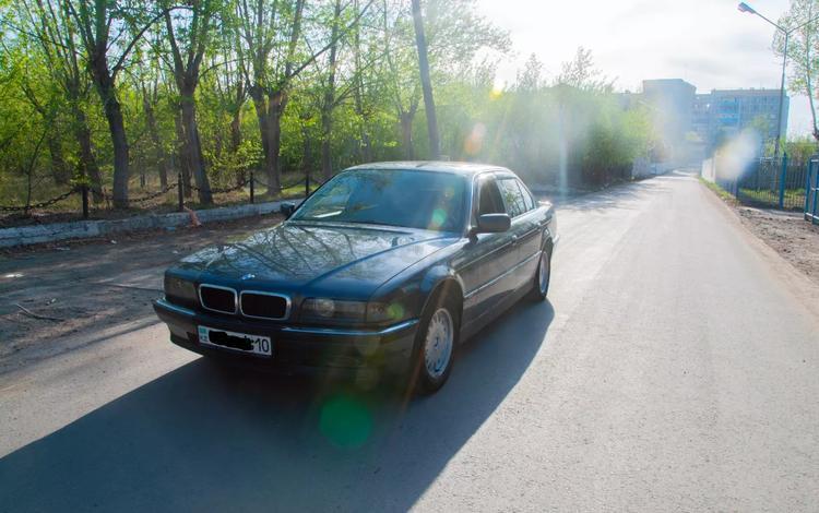 BMW 730 1995 года за 2 100 000 тг. в Костанай