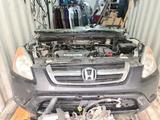 Мотор для Honda crv 2, 4л за 335 000 тг. в Алматы – фото 2