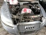 Двигатель мотор а6с6 объем двигателя 3, 2 AUK б/у оригинал за 650 000 тг. в Алматы