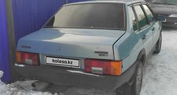ВАЗ (Lada) 21099 (седан) 2003 года за 500 000 тг. в Уральск – фото 3