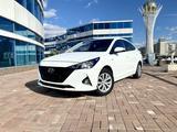 Hyundai Accent 2021 года за 8 000 000 тг. в Нур-Султан (Астана)