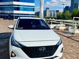 Hyundai Accent 2021 года за 8 000 000 тг. в Нур-Султан (Астана) – фото 2