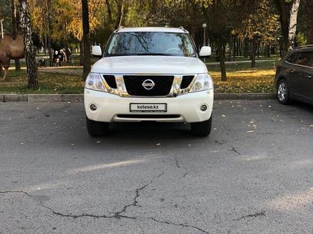 Nissan Patrol 2013 года за 14 000 000 тг. в Алматы – фото 8