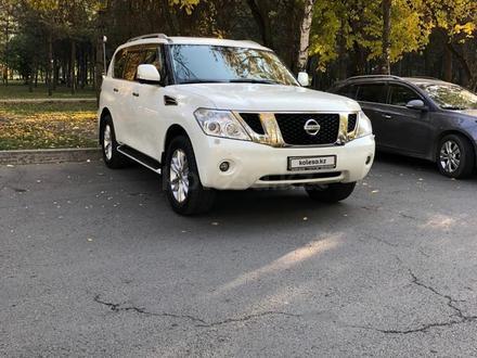 Nissan Patrol 2013 года за 14 000 000 тг. в Алматы – фото 9