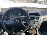 Mercedes-Benz C 200 2007 года за 4 700 000 тг. в Караганда – фото 5