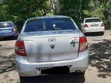 ВАЗ (Lada) 2190 (седан) 2014 года за 2 200 000 тг. в Алматы – фото 4