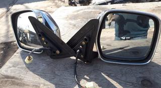 Зеркало заднего вида на тойота ланд круйзер прадо 2001г за 30 000 тг. в Алматы