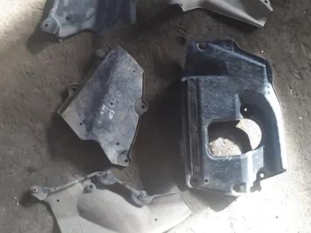 Боковая зашита защита двигателя пыльники 200ка за 500 тг. в Алматы – фото 2