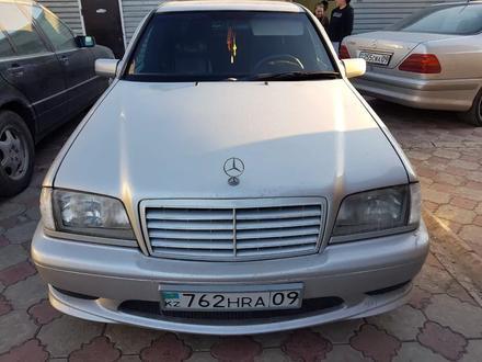 Передний бампер Custom для Mercedes Benz w202 за 45 000 тг. в Алматы – фото 12