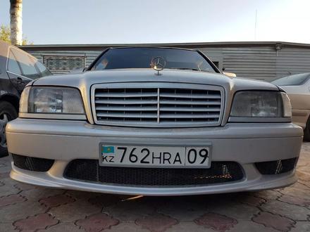 Передний бампер Custom для Mercedes Benz w202 за 45 000 тг. в Алматы – фото 14