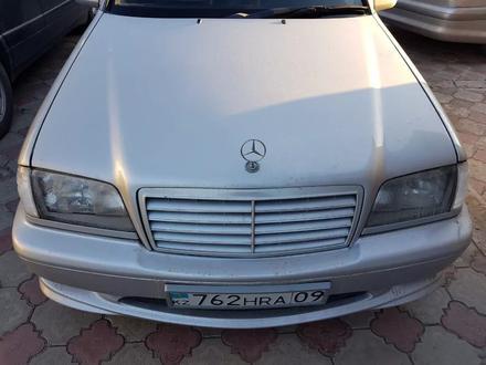 Передний бампер Custom для Mercedes Benz w202 за 45 000 тг. в Алматы – фото 5