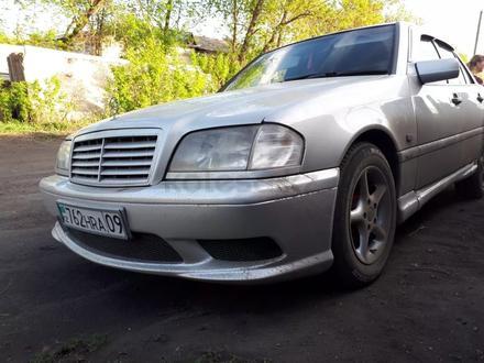Передний бампер Custom для Mercedes Benz w202 за 45 000 тг. в Алматы – фото 7