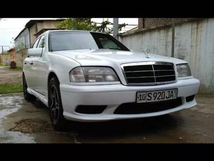 Передний бампер Custom для Mercedes Benz w202 за 45 000 тг. в Алматы – фото 8