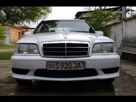 Передний бампер Custom для Mercedes Benz w202 за 45 000 тг. в Алматы – фото 9