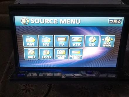 Магнитолла Eclipse тач скрин, HDD, DVD, TV, Navi, MP3, WMA. за 45 000 тг. в Алматы – фото 3