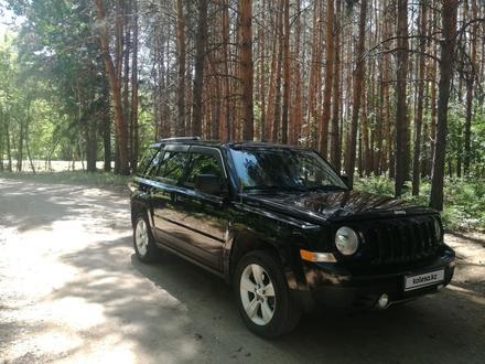 Jeep Patriot 2012 года за 6 600 000 тг. в Петропавловск – фото 14