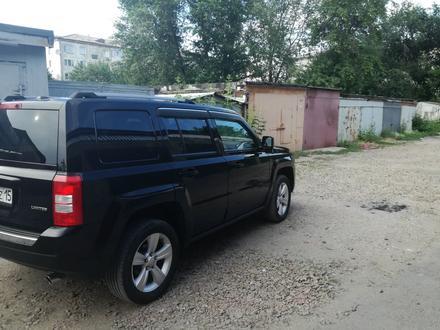 Jeep Patriot 2012 года за 6 600 000 тг. в Петропавловск – фото 21