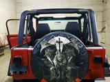 Jeep Wrangler 1993 года за 5 500 000 тг. в Семей