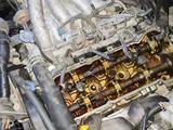 Двигатель Toyota Camry 30 Объём 3.0 за 500 000 тг. в Алматы – фото 2