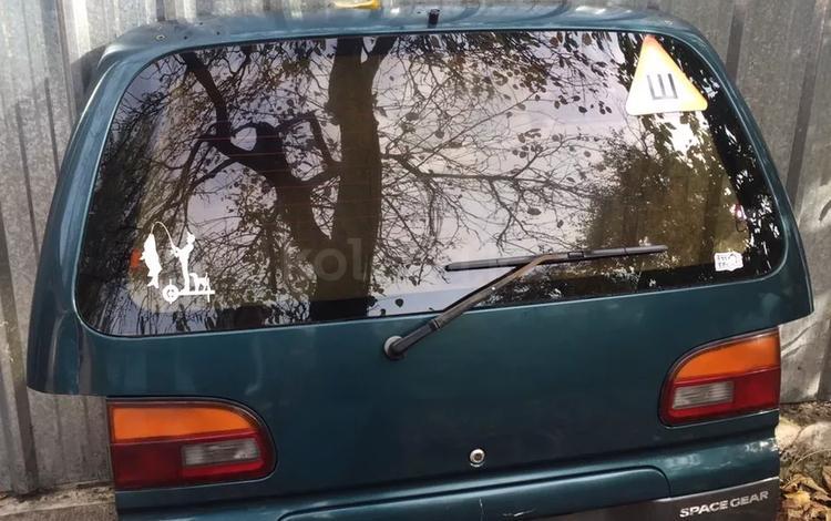 Крышка багажника, Багажник, дверь багажника, Крышка багажника за 25 000 тг. в Алматы