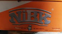 NIBK PN-3414 Колодки тормозные передние за 10 000 тг. в Актау