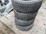 235 55 R18 липучка Bridgestone за 50 000 тг. в Алматы – фото 5
