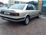 Audi 100 1992 года за 1 700 000 тг. в Шу – фото 3