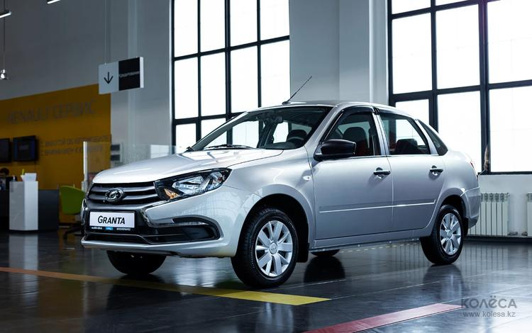 ВАЗ (Lada) Granta 2190 (седан) Comfort 2021 года за 4 676 600 тг. в Актау
