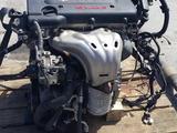 Мотор 2AZ — fe Двигатель toyota camry за 100 тг. в Алматы