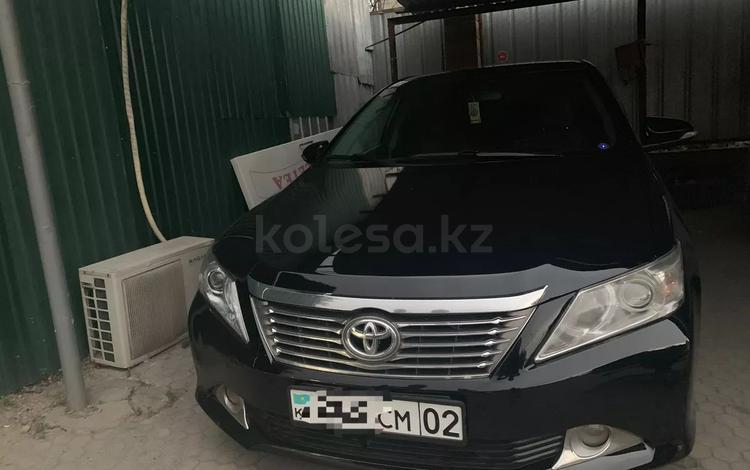 Toyota Camry 2013 года за 7 500 000 тг. в Алматы