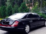 Maybach 62 2004 года за 34 000 000 тг. в Алматы – фото 2