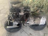 Двигатель в сборе с коробкой Prado 2.7 за 1 350 000 тг. в Тараз – фото 2