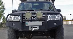 Nissan Patrol 2004 года за 7 500 000 тг. в Шымкент – фото 2