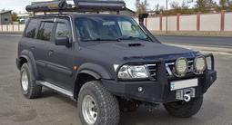 Nissan Patrol 2004 года за 7 500 000 тг. в Шымкент – фото 4