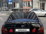 Lexus GS 300 1998 года за 3 400 000 тг. в Алматы – фото 5