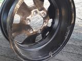 Штампованные диски 17 оригинал 4 шт (Прадо 120) за 85 000 тг. в Кызылорда – фото 2