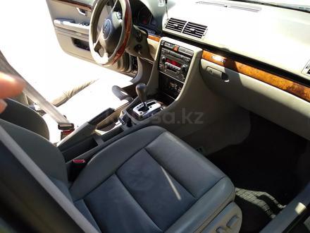 Audi A4 2003 года за 2 600 000 тг. в Усть-Каменогорск – фото 4
