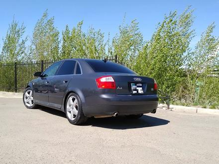 Audi A4 2003 года за 2 600 000 тг. в Усть-Каменогорск – фото 6