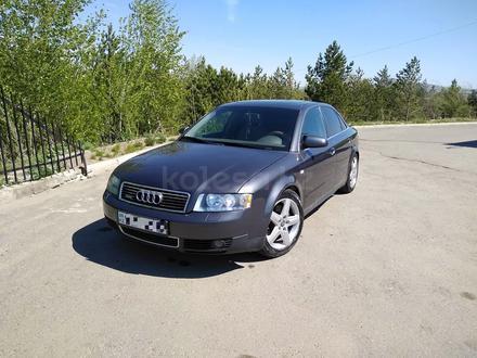 Audi A4 2003 года за 2 600 000 тг. в Усть-Каменогорск – фото 7
