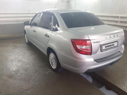 ВАЗ (Lada) Granta 2190 (седан) 2019 года за 3 500 000 тг. в Кызылорда – фото 10