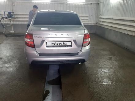 ВАЗ (Lada) Granta 2190 (седан) 2019 года за 3 500 000 тг. в Кызылорда – фото 14