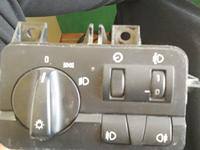 Блок переключения освещения BMW E46 3-series за 20 000 тг. в Нур-Султан (Астана)