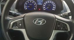 Hyundai Accent 2012 года за 4 200 000 тг. в Алматы – фото 5