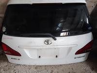 Крышка Багажника Toyota Ipsum из Японии оригинал в сборе за 50 000 тг. в Павлодар