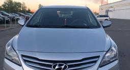 Hyundai Solaris 2015 года за 5 100 000 тг. в Петропавловск