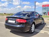 Audi A4 2009 года за 3 700 000 тг. в Нур-Султан (Астана) – фото 4