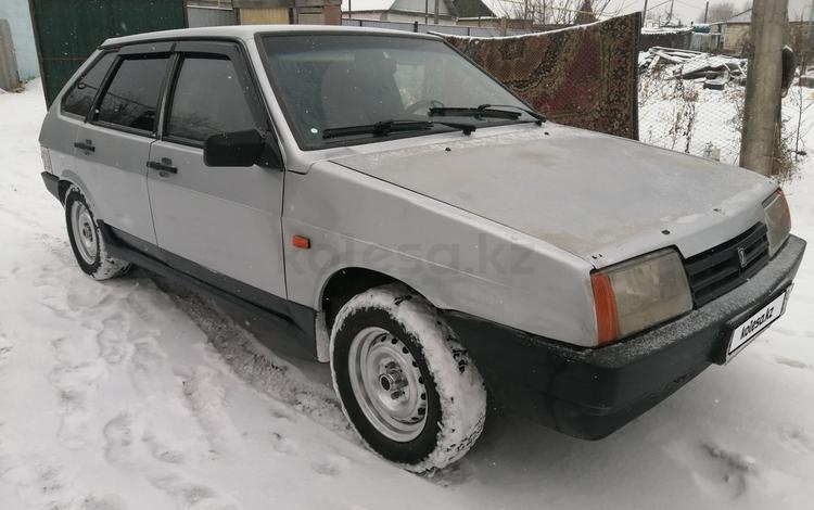 ВАЗ (Lada) 2109 (хэтчбек) 2001 года за 550 000 тг. в Актобе