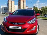 Hyundai Elantra 2016 года за 6 200 000 тг. в Нур-Султан (Астана) – фото 2